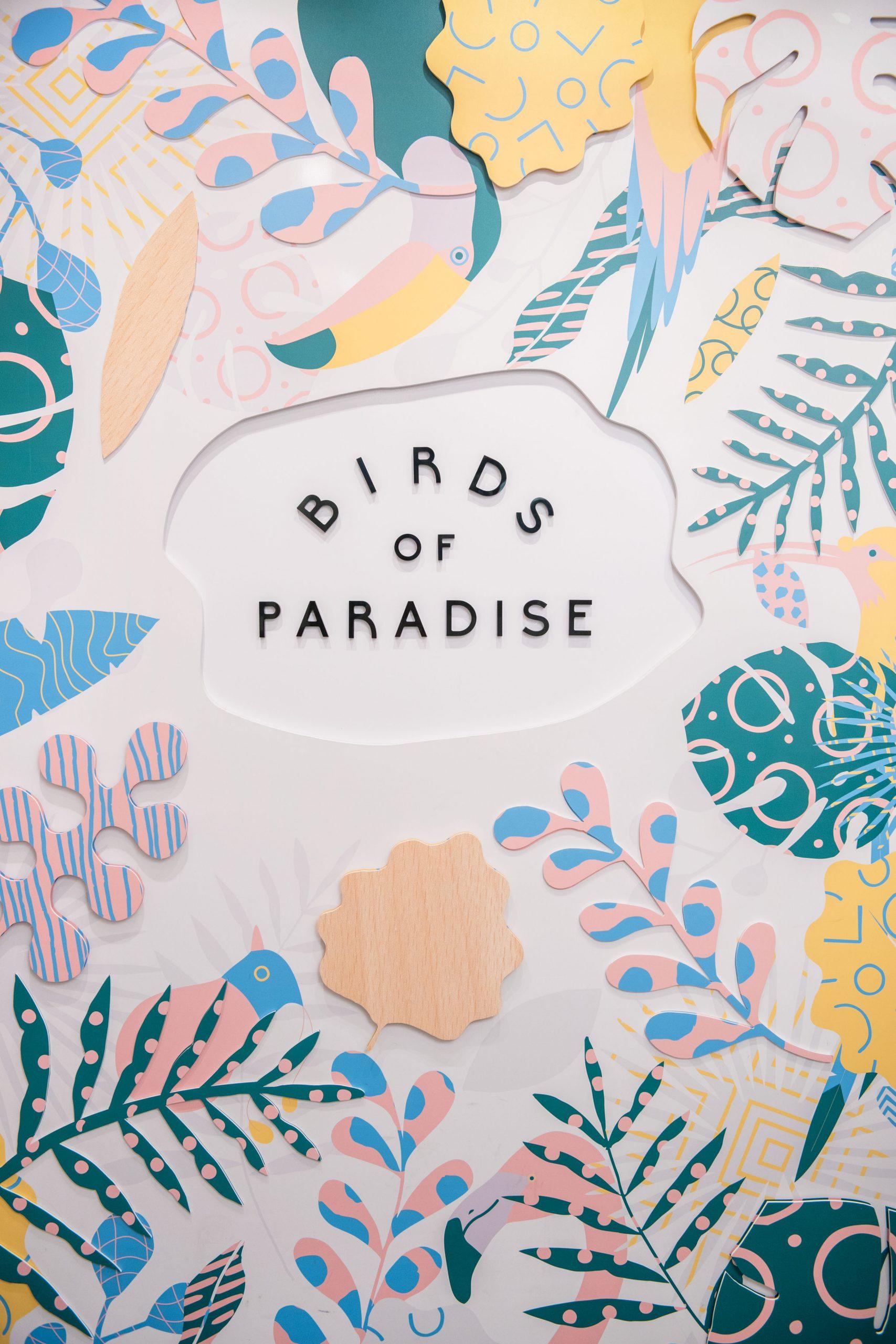 Birds of Paradise Katong