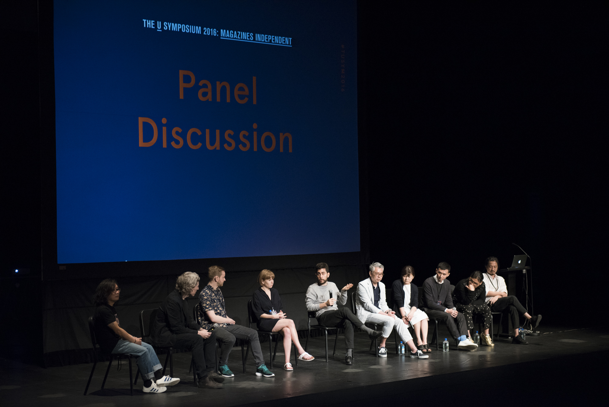 The U Symposium 2016: Magazines Independent